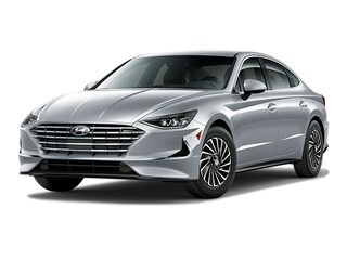 New 2021 Hyundai Sonata Hybrid SEL Sedan in Fresno, CA