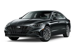 2021 Hyundai Sonata Limited Sedan Phantom Black