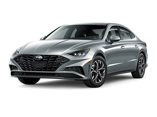 New 2021 Hyundai Sonata SEL Sedan for sale near you in Auburn, MA