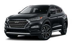 New 2021 Hyundai Tucson Limited SUV H10130 For Sale in Annapolis, MD