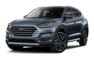 New 2021 Hyundai Tucson Limited SUV KM8J3CAL2MU345160 for Sale at D'Arcy Hyundai in Joliet, IL