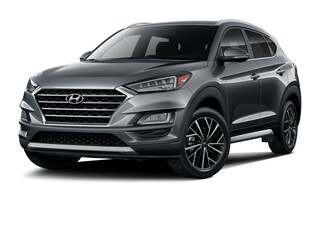 New 2021 Hyundai Tucson Limited SUV KM8J3CAL3MU338802 for Sale at D'Arcy Hyundai in Joliet, IL