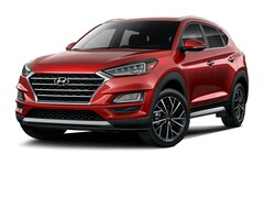 New 2021 Hyundai Tucson Limited SUV for sale in Kansas City