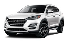 New 2021 Hyundai Tucson Limited SUV Concord, North Carolina