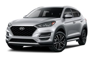 New 2021 Hyundai Tucson SEL SUV for sale in Greenville NC