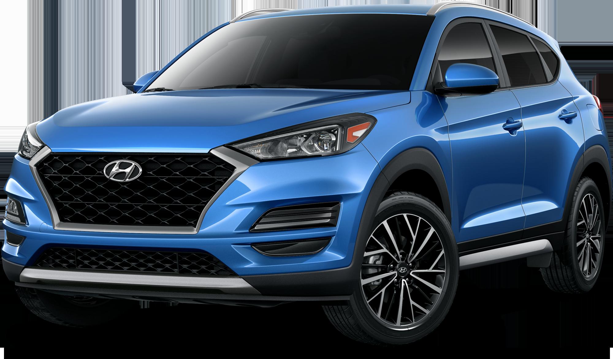 2021 Hyundai Tucson SUV SEL