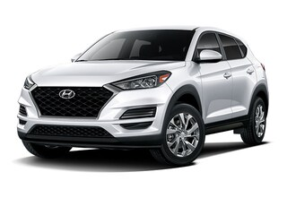 New 2021 Hyundai Tucson SE SUV for sale near you in Auburn, MA