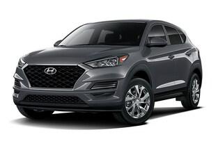 2021 Hyundai Tucson SE SUV