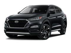 New 2021 Hyundai Tucson Sport SUV Duluth