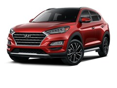 New 2021 Hyundai Tucson Ultimate SUV for sale in Kansas City