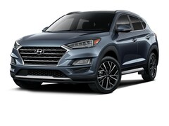 New 2021 Hyundai Tucson Ultimate SUV for sale in Gautier, MS