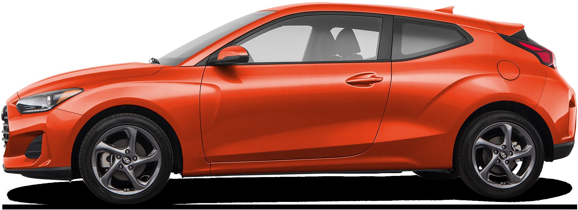 2021 Hyundai Veloster Hatchback 2.0
