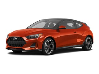 2021 Hyundai Veloster Turbo Ultimate Hatchback