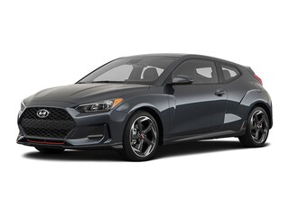 New 2021 Hyundai Veloster Turbo Hatchback KMHTH6AB4MU032467 for sale in Greenville NC
