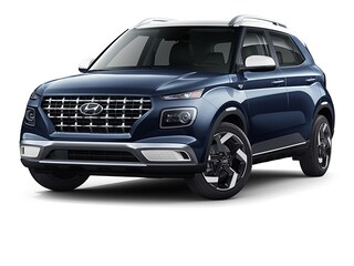 New 2021 Hyundai Venue Denim SUV in Ocala, FL
