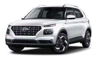 New 2021 Hyundai Venue SEL SUV in Richmond, VA