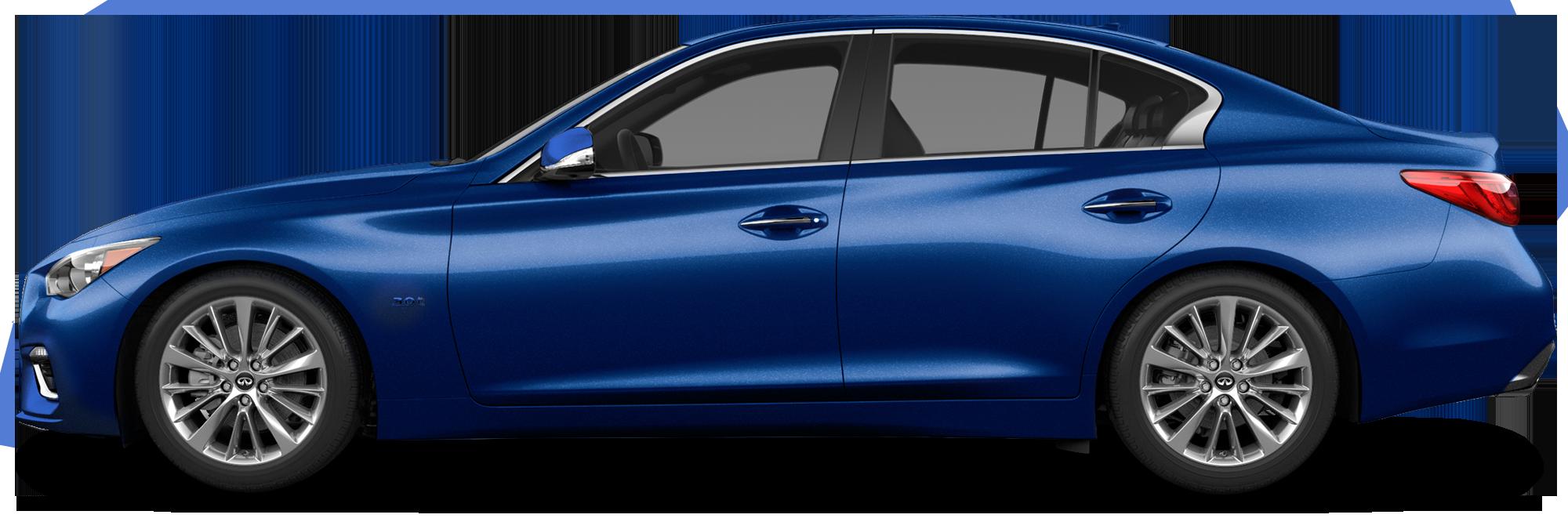 2021 INFINITI Q50 Sedan 3.0t LUXE