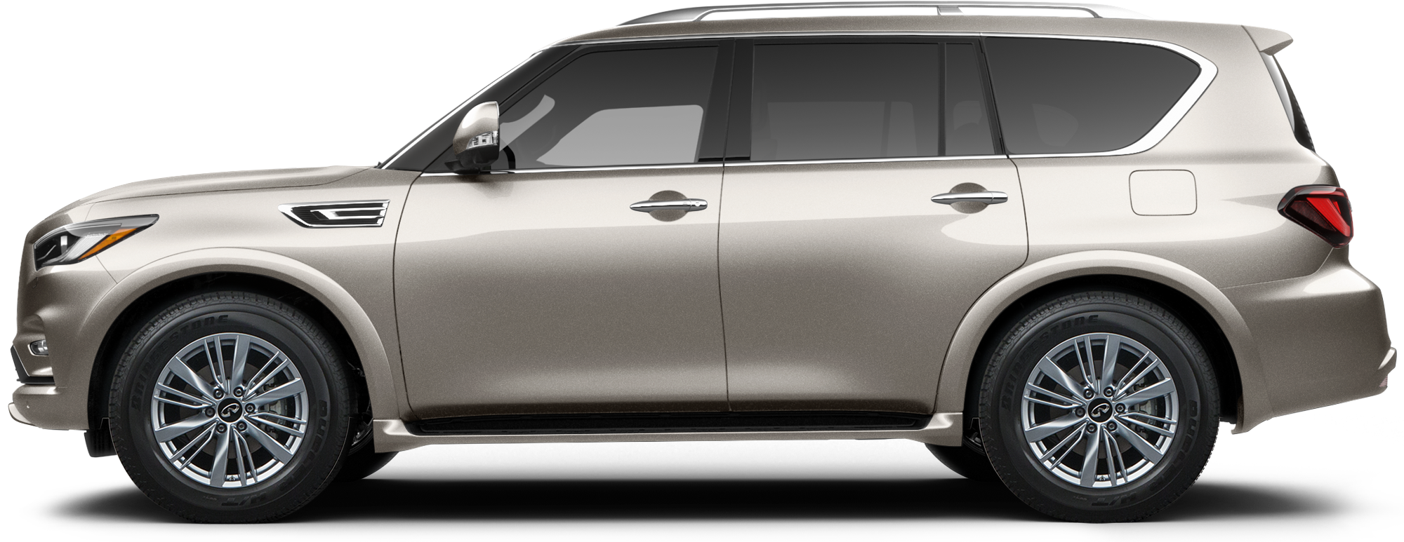 2021 INFINITI QX80 SUV LUXE