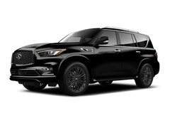 2021 INFINITI QX80 PREMIUM SELECT SUV