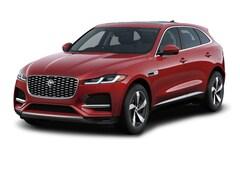 New 2021 Jaguar F-PACE S SUV for Sale in El Paso, TX