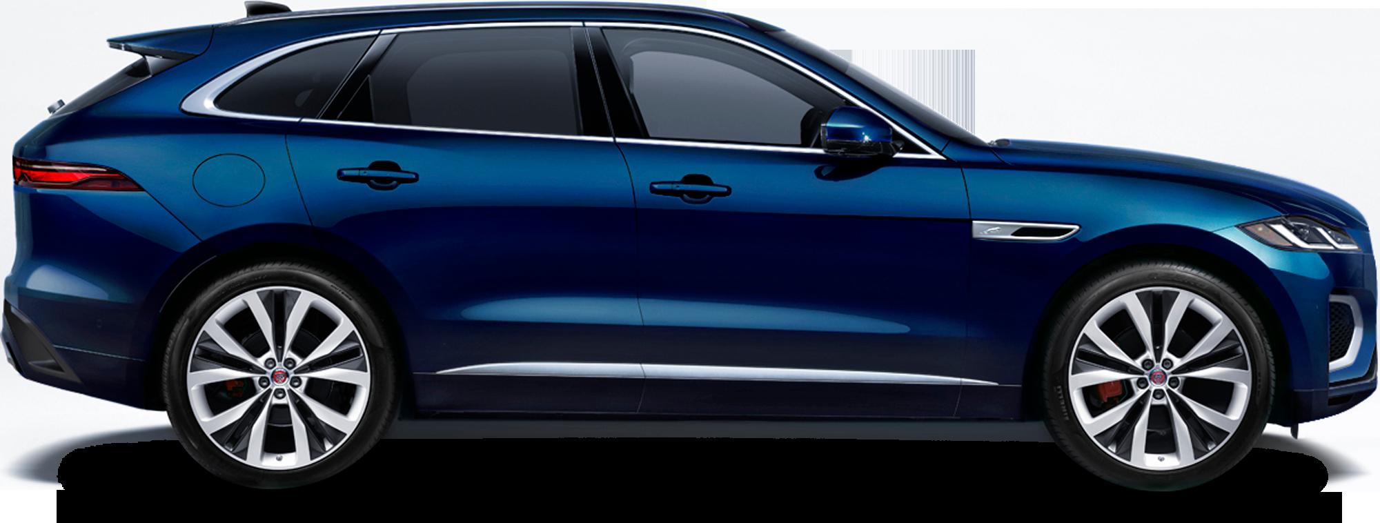 2021 Jaguar F-PACE SUV P250 S