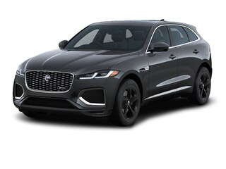 New 2021 Jaguar F-PACE P400 R-Dynamic S SUV for sale in Houston