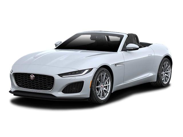 2021 Jaguar F-TYPE Convertible Digital Showroom | Imperial ...
