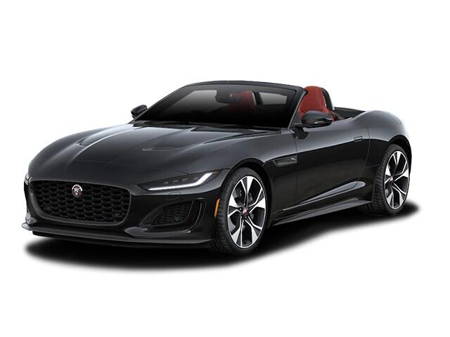 2021 Jaguar F-TYPE First Edition Convertible Convertible