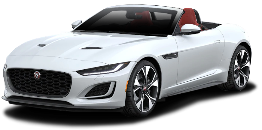 2021 Jaguar F-TYPE Convertible First Edition