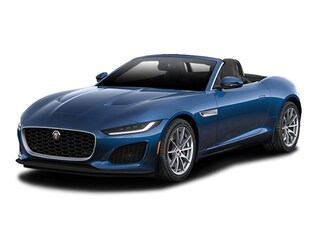 New 2021 Jaguar F-TYPE Convertible Convertible for sale in New York