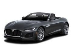 New 2021 Jaguar F-TYPE P300 Convertible in Houston