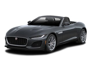 New 2021 Jaguar F-TYPE Convertible Convertible