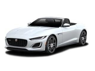 New 2021 Jaguar F-TYPE R-Dynamic Convertible Convertible Sudbury MA