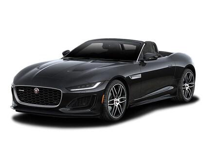 2021 Jaguar F-TYPE R-Dynamic Convertible Convertible