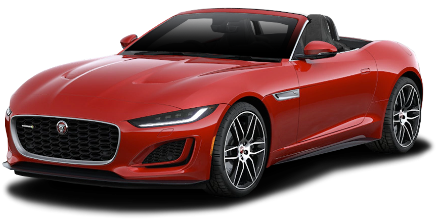 2021 Jaguar F-TYPE Convertible Digital Showroom | Jaguar ...
