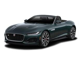 2021 Jaguar F-TYPE R Convertible Convertible