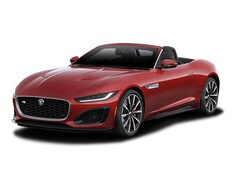 New 2021 Jaguar F-TYPE R Convertible Convertible in Madison, NJ