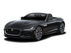 New 2021 Jaguar F-TYPE R Convertible Convertible MCK71270 for sale in Huntsville, AL