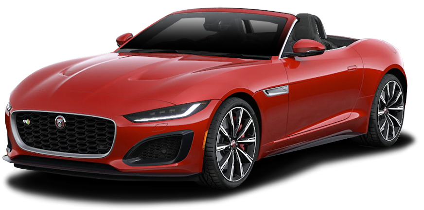 2021 Jaguar F-TYPE Convertible R