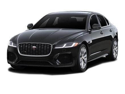 2021 Jaguar XF 2.0L Sedan