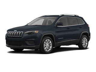 New cars, trucks, and SUVs 2021 Jeep Cherokee LATITUDE 4X4 Sport Utility for sale near you in Somerset, PA