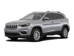 New 2021 Jeep Cherokee LATITUDE FWD Sport Utility For Sale in Smithfield, NC