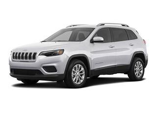 New 2021 Jeep Cherokee LATITUDE FWD Sport Utility for sale in Cartersville, GA