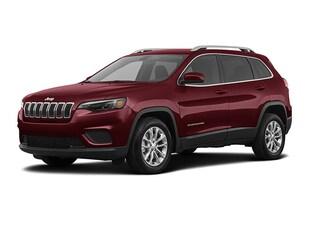 2021 Jeep Cherokee Sport SUV 1C4PJMAB7MD113672