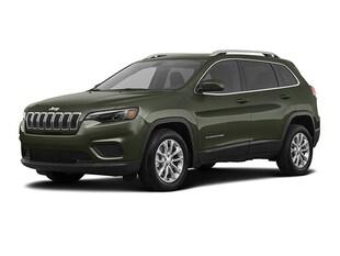 2021 Jeep Cherokee Sport Front-Wheel Drive 1C4PJLAB8MD227111