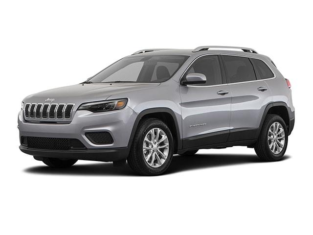 2021 Jeep Cherokee VUS