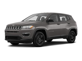 New 2021 Jeep Compass Sport SUV for sale/lease in St. Paul, AB