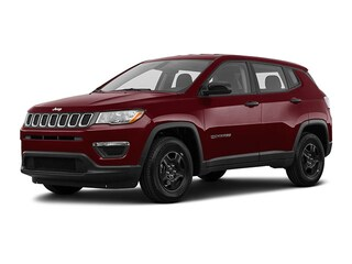 New 2021 Jeep Compass Sport 4X4, Heated Seats & Steering, 7