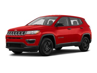 New 2021 Jeep Compass SPORT FWD Sport Utility for sale in Cartersville, GA
