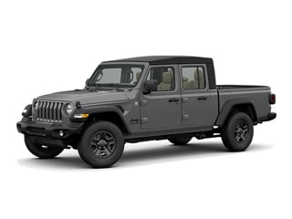 2021 Jeep Gladiator Truck Sting Gray Clearcoat